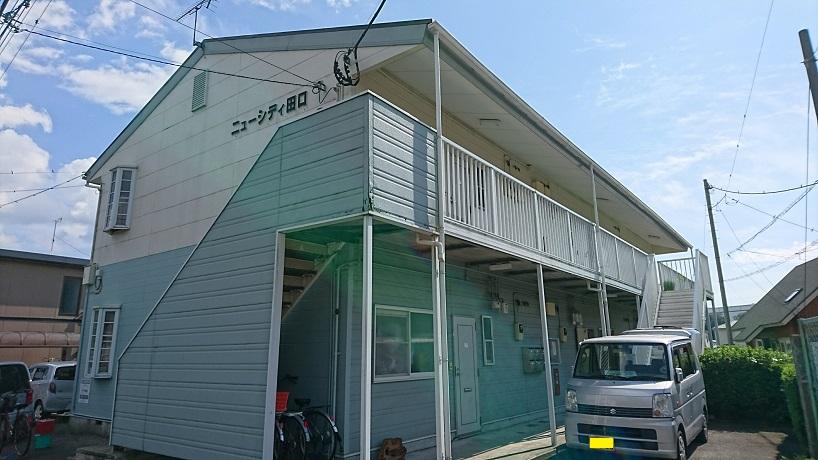 ニューシティ田口外観写真