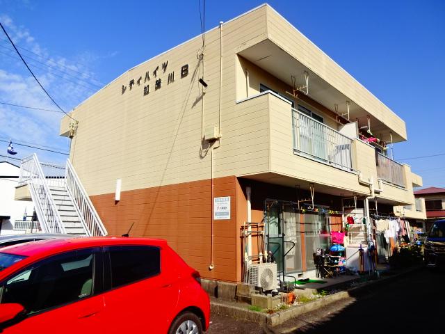 シティハイツ加茂川B外観写真
