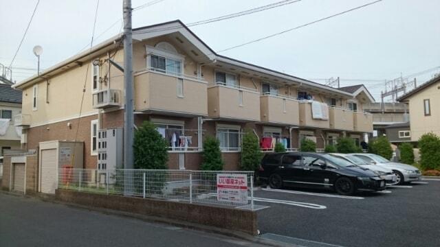 フィデールシティ戸田・弐番館外観写真