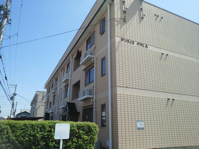 サンライズヤマヒA棟外観写真