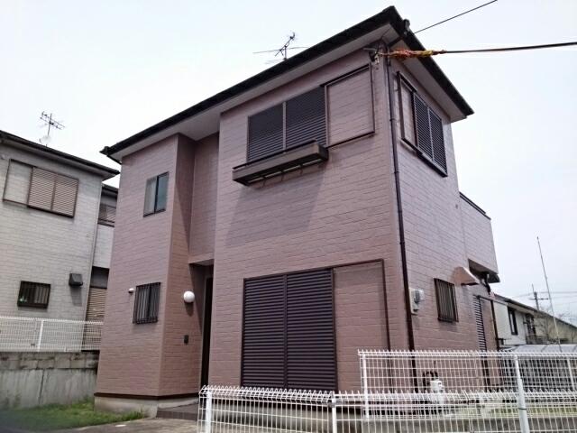 さつき台戸建住宅外観写真