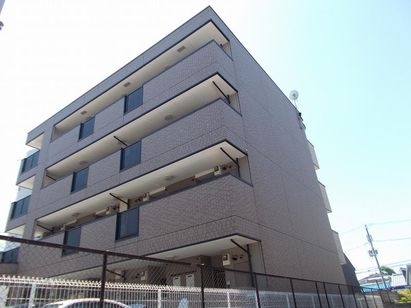 シャン・ド・フルール岸和田外観写真