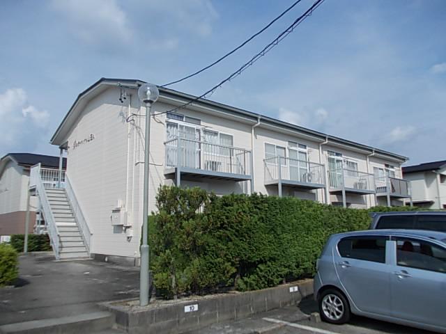 シティハイツ山田A外観写真