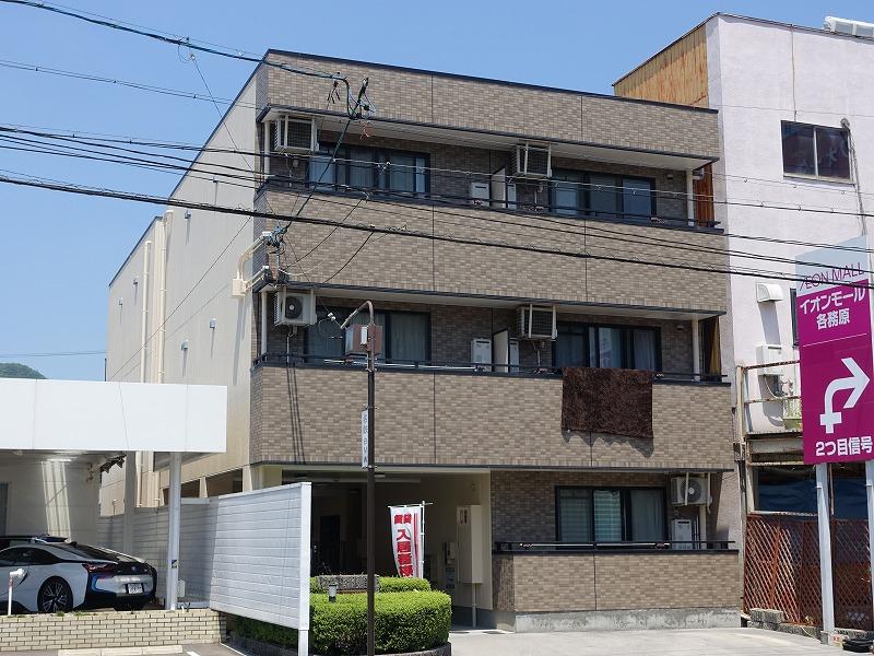ドミールYASIRO・Ⅱ外観写真
