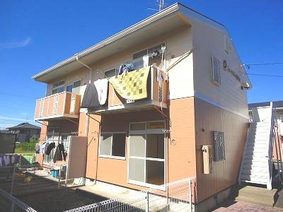 ニューシティ新井B外観写真
