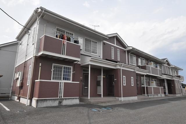 東三島575ハイツA外観写真