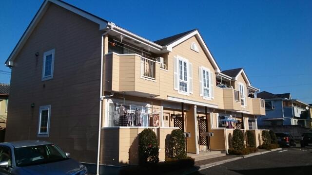 グリ-ンハイツ・亀井外観写真