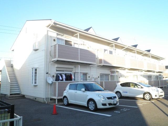 ひまわり館B外観写真