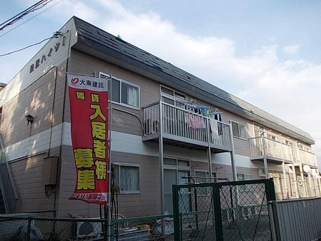 長塚ハイツⅠ外観写真
