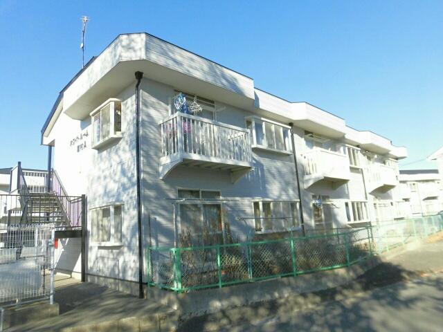 ホワイトルーム飯村A外観写真