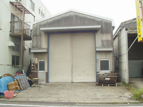 渡辺様工場外観写真