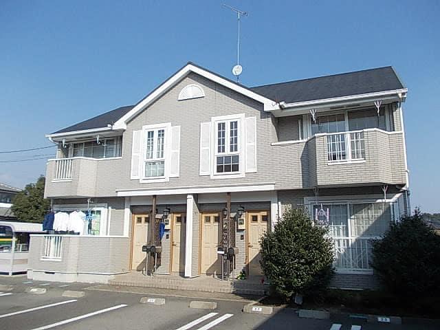 東三島575ハイツD外観写真