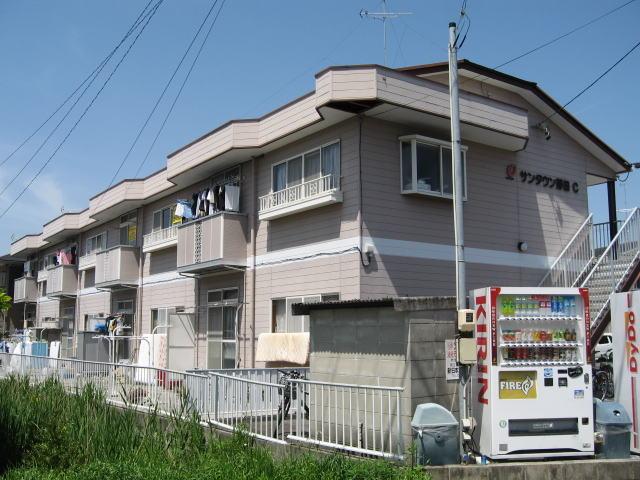サンタウン野田C外観写真