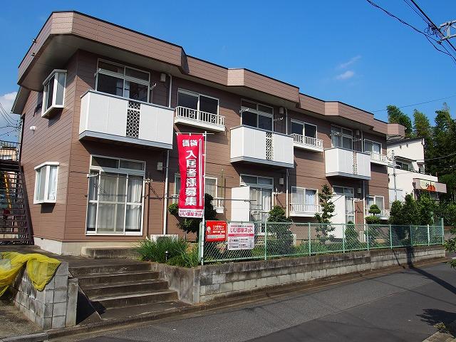 ハイツニシヤマB外観写真