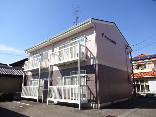 サンハイム桝塚C棟外観写真