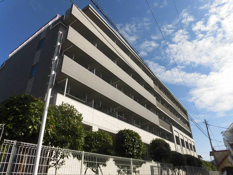 昭島コートエレガンスF外観写真