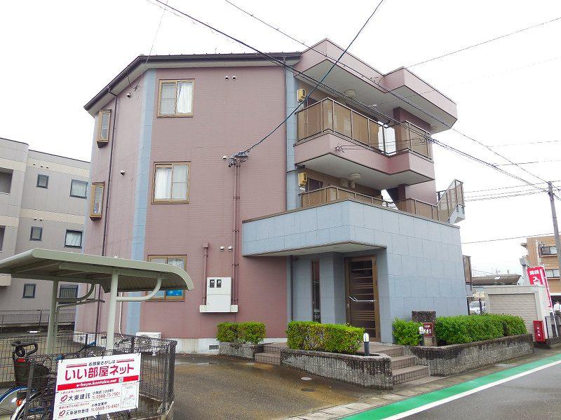 VⅠP桜井Ⅱ外観写真