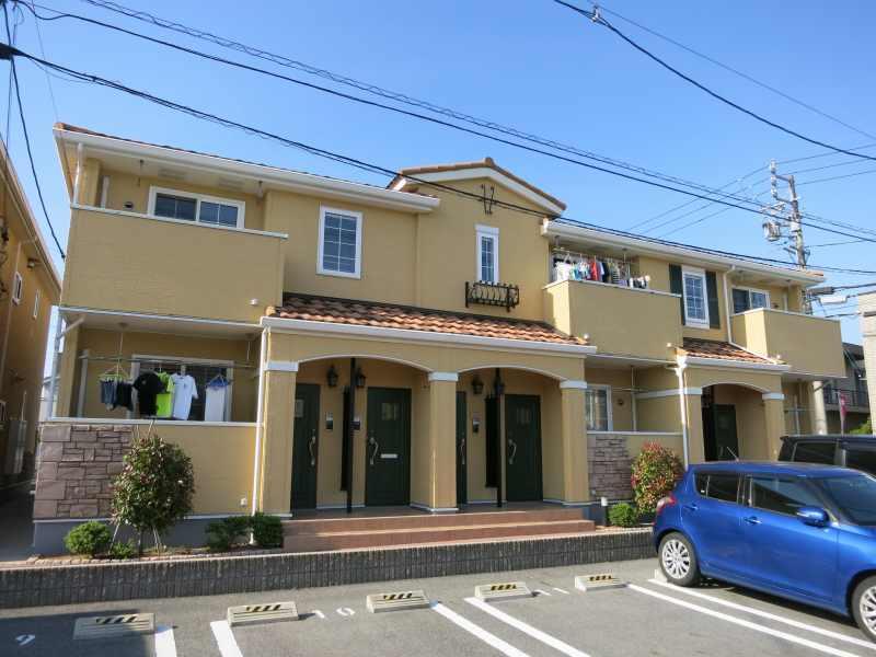 ガーデンハウス緑丘B外観写真