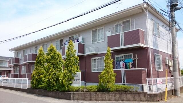 東三島575ハイツB外観写真