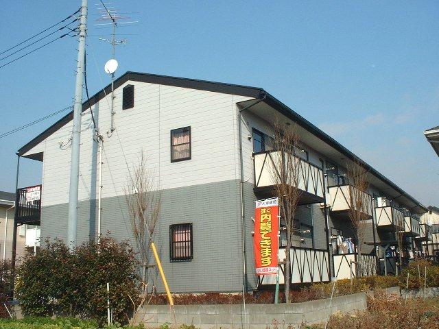 ニュ-シティ堀切No2外観写真