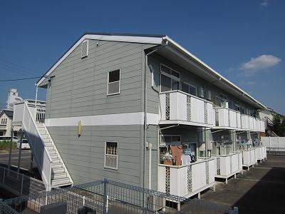 ニューシティ江口外観写真