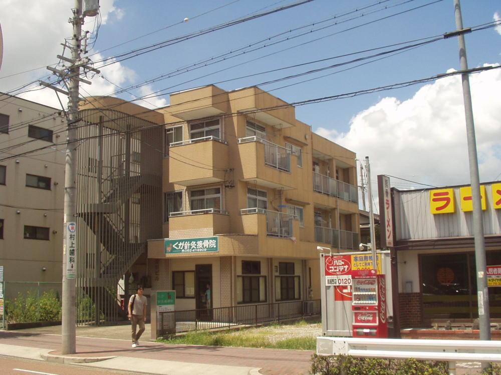 吉野ビル店舗付マンション外観写真
