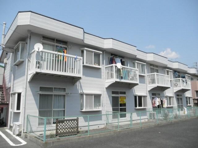 ホワイトルーム飯村B外観写真
