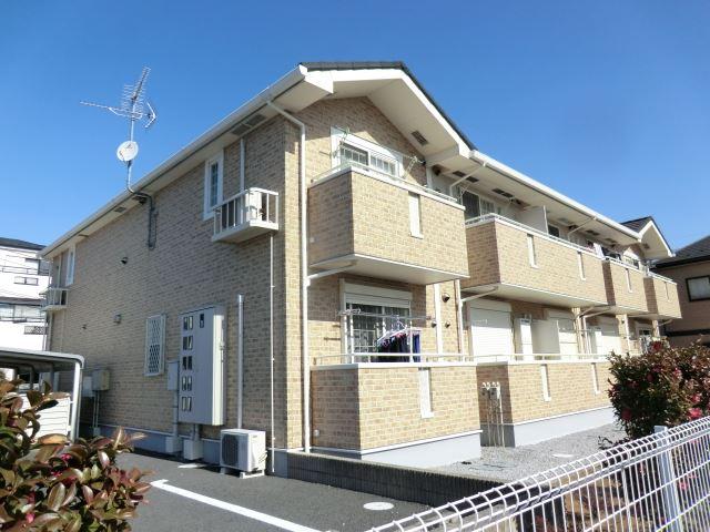 アパートメント ノイ外観写真