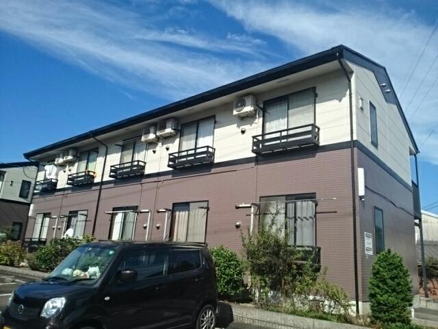 シングルハイツ鳥取2外観写真