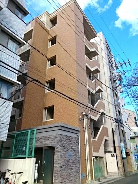T&A横浜白金外観写真