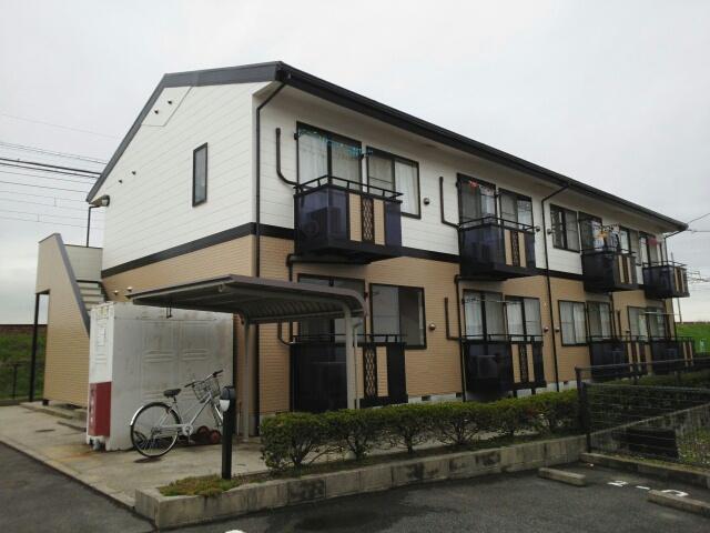 シティハイツ小倉Ⅱ外観写真