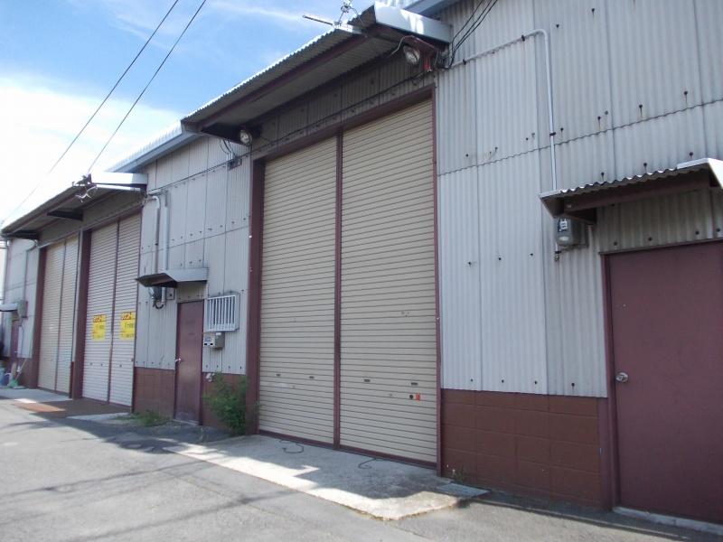 横坂邦子 倉庫外観写真