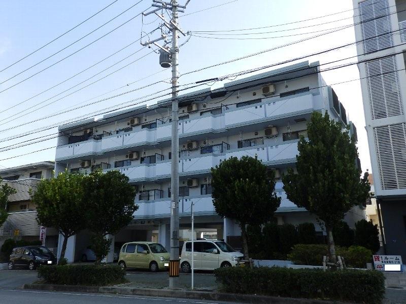 レジデンス・サニ-KJ外観写真