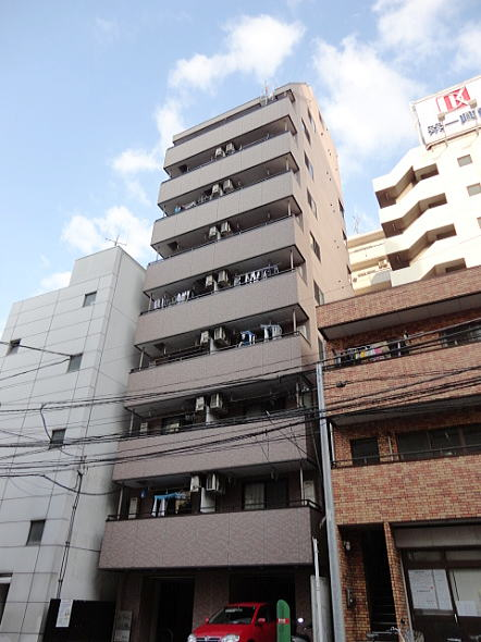 ピュール錦糸町外観写真