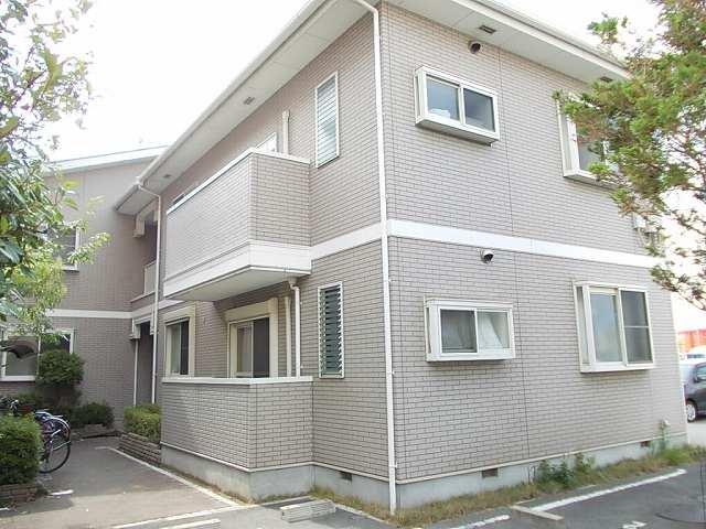 コ-ポ阪和外観写真