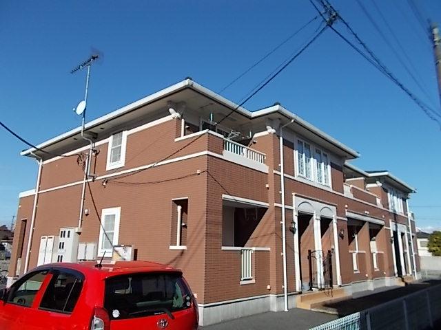 タウンハウス蔵ヶ崎外観写真