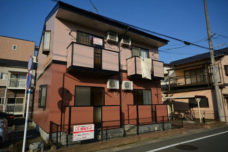 TANOSHISO外観写真