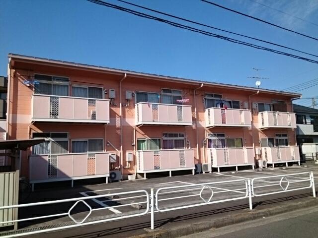 神谷原グリーンハイツ外観写真