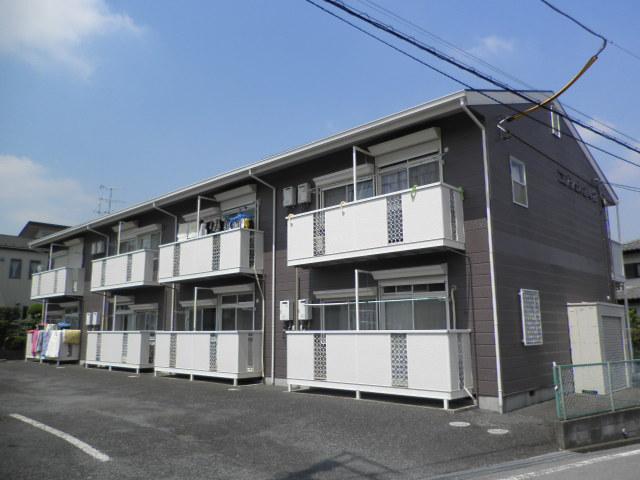 コンシェル宮崎Ⅱ外観写真