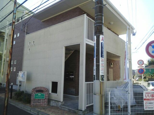 プラシード鎌倉外観写真