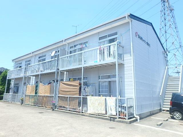 サンメゾン横井I外観写真