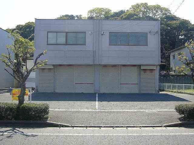長崎様倉庫付事務所Ⅱ外観写真