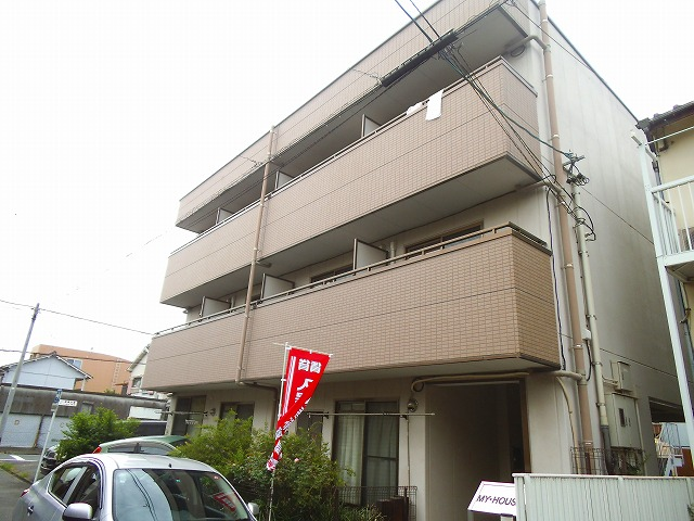 MY・HOUSE外観写真