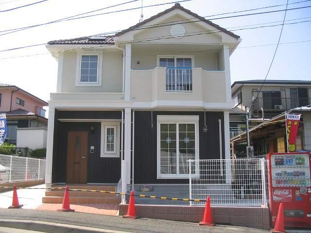 今井町戸建賃貸住宅外観写真