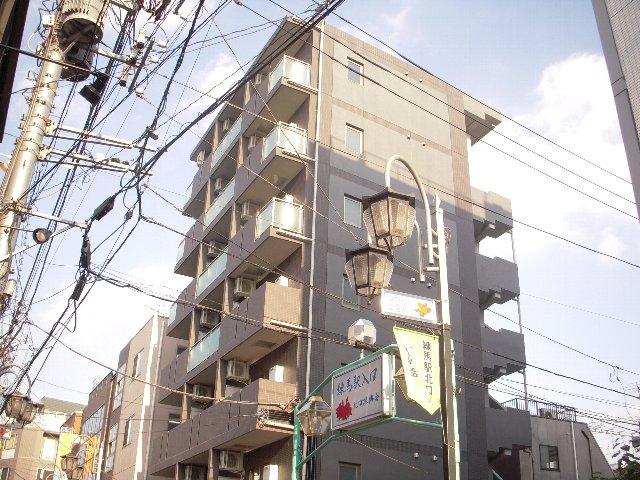 笹山ハイツ外観写真