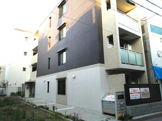 アパートメントハウス MASUDAYA外観写真