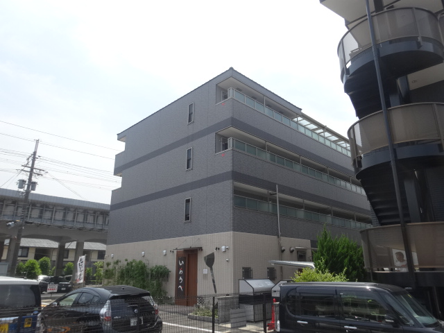 ノイブルーメ桂川外観写真