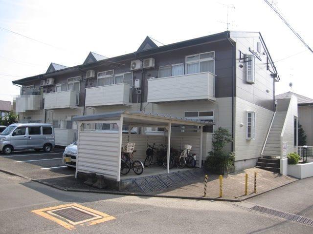 ニューシティタケシマ外観写真