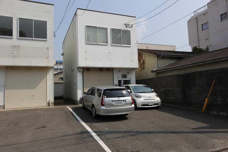 宝町4丁目倉庫付事務所Ⅱ外観写真
