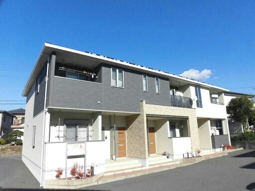 函南町平井アパートA外観写真